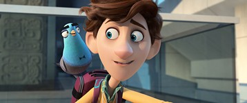 Revew: Spies in Disguise