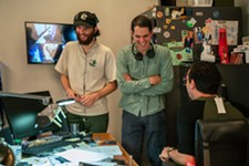 Hustling <i>Uncut Gems</i> With the Safdie Brothers