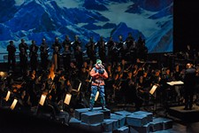 Austin Opera Sets Audiences Atop the World's Tallest Mountain
