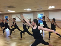 Synergy Dance Studio Camps