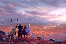 How Two Texans Helped Make it Snow for <i>Frozen II</i>