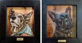 Austin's Rembrandt of Dog Portraits