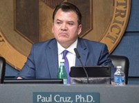 Paul Cruz to Step Down as Austin Schools Chief