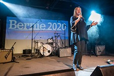 Faster Than Sound: Austin Bands for Bernie