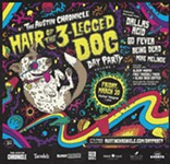 Hair of the 3-Legged Dog SXSW Day Party Lineup Announced