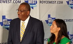 Tzintzún Ramirez Endorses Royce West for Senate