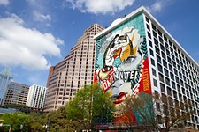 Obey Giantess: Mega Mural of Feminist Proportions Pops Up Downtown