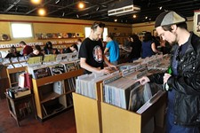 Vinyl Saved My Life Tonight: Record Stores Deliver in a Crisis