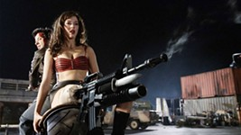Now Streaming in Austin: <i>Planet Terror</i>