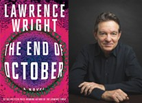 In Lawrence Wright's Novel, an Imagined Pandemic That's Frighteningly Real