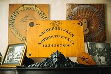 Austin Weird Homes Tour: The Mysterious Planchette