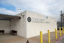 No Virus, But Few Tests for County Inmates