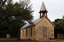Day Trips: Polly's Chapel, Bandera