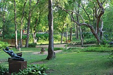 Umlauf Sculpture Garden Reopening