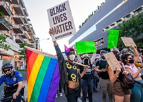 Qmmunity: LGBTQIA Community Marches in Solidarity With Black Lives Matter