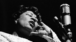 Revew: Ella Fitzgerald: Just One of Those Things