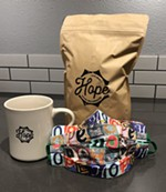 Hope Coffee Collaborative Creates Unique Blend to Fund Relief