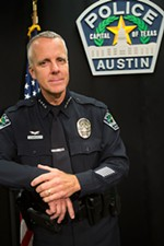Manley Holds On as APD Chief – for the Moment