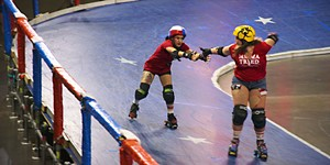 Netflix's <i>Home Game</i> Catches Austin Roller Derby on the Track
