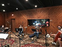 Faster Than Sound – Relocations & Precautions: Austin Recording Studios During COVID-19