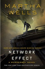 Book Review: <i>Network Effect</i> by Martha Wells