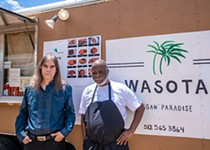 Wasota Vegan Paradise Is Simple, Savory, Life-Sustaining