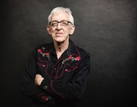 Checking In: Guitar Hauler Bill Kirchen Pulls Into the Truck Stop at the End of the World