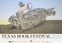 Texas Book Festival Announces 15 Authors for 2020
