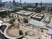 Faster Than Sound: Moody Amphitheater Rises Out of Waterloo Park