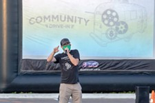 Community Cinema Brings the Drive-In to East Austin