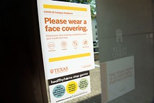 Two UT-Austin Students Living on Campus Test Positive for COVID-19