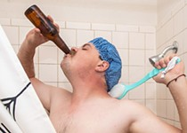 The Joy of Shower Beer
