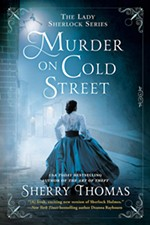 <i>Murder on Cold Street</i> by Sherry Thomas