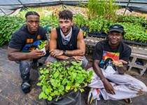 Zero Waste, Black-Owned Startup Nurtures Community One Plant at a Time