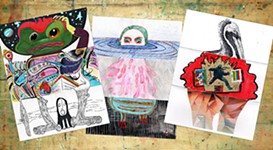 MASS Gallery Sends Exquisite Corpses Through the Mail