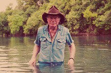 Billy Joe Shaver Gets His Wings