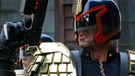 Be Filled With Dredd For Other Worlds