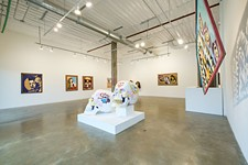 Big Medium Fuses EAST and WEST Into the All-City Austin Studio Tour