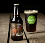 A New Collaboration Bottles Art, Ideas, and Brown Ale