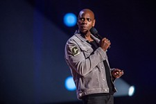 Dave Chappelle to Do Three Shows at Stubb's