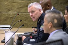 Police Chief Brian Manley Fires APD Officer for Racist Texts