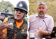 Council Member Jimmy Flannigan Harassed by Opponent's Biker Friends