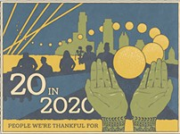In a Thankless Year, 20 Austinites We're Thankful for in 2020