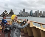 Checking In: Go Fever's Acey Monaro Paints Houses Down Under