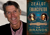 <i>The Zealot and the Emancipator</i> by H.W. Brands