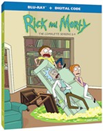 Uh-oh, the <i>Rick & Morty</i> Box Set Is On Its Way
