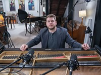 Collin Shook Strikes a Chord With Jazz Pop-Up Series