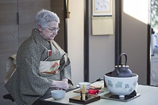 In an Austin Tea Room, the Japanese Way of Tea Is Taught Over Zoom