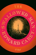 <i>The Swallowed Man</i> by Edward Carey