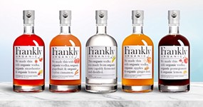 This Is Not an Advertisement for Frankly Organic Vodka